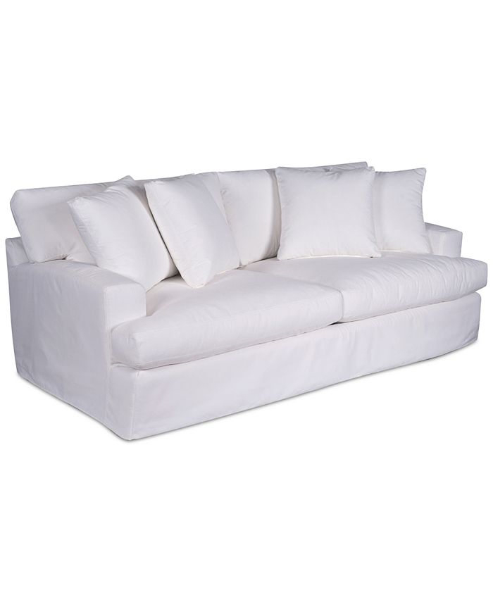 Furniture - Brenalee Sofa Performance Fabric Slipcover