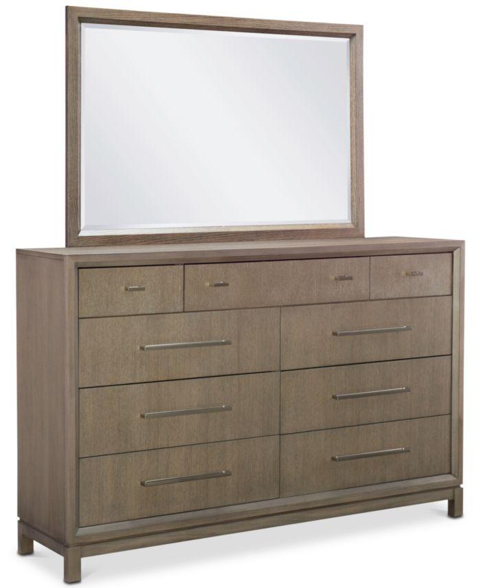 Furniture Rachael Ray Highline 9 Drawer Dresser & Reviews - Furniture - Macy's