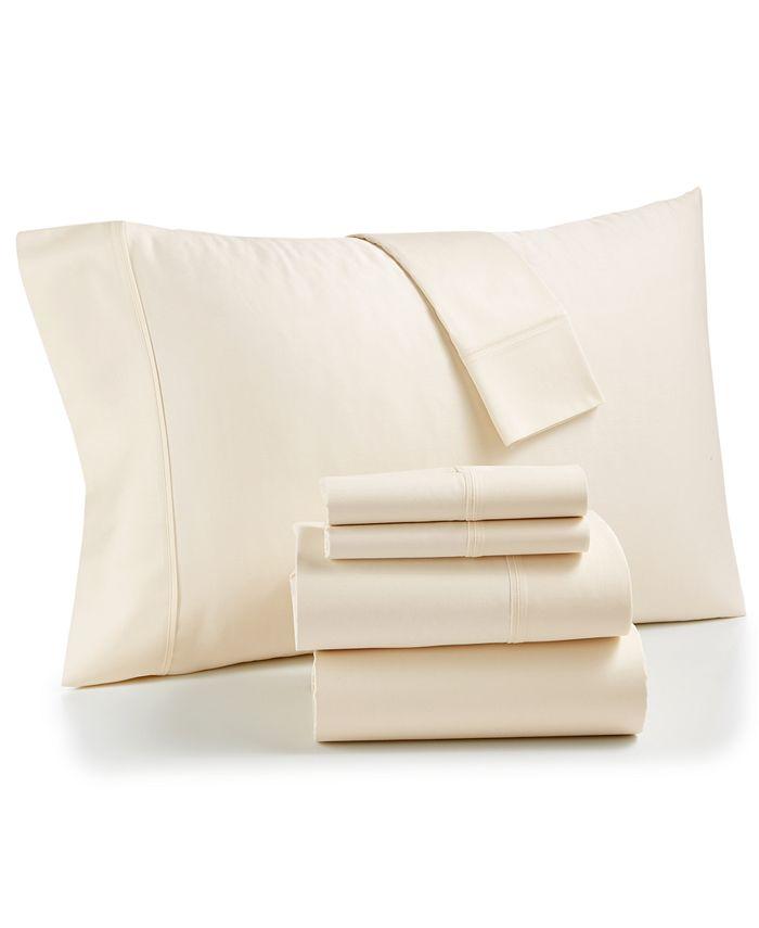 AQ Textiles - Bradford 800-Thread Count 6-Pc. Queen Sheet Set