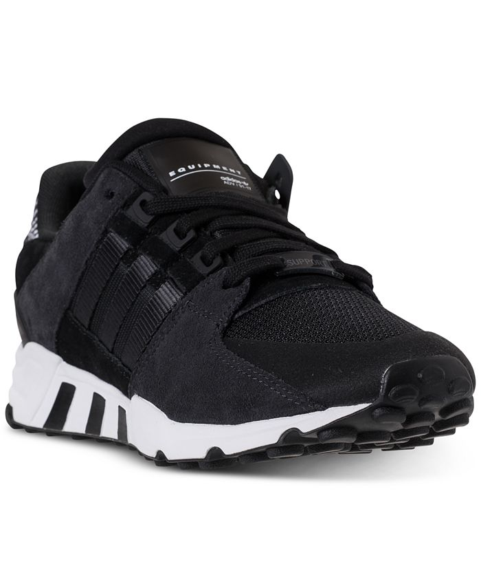 adidas Men's EQT Support Refine Casual Sneakers from Finish Line ...