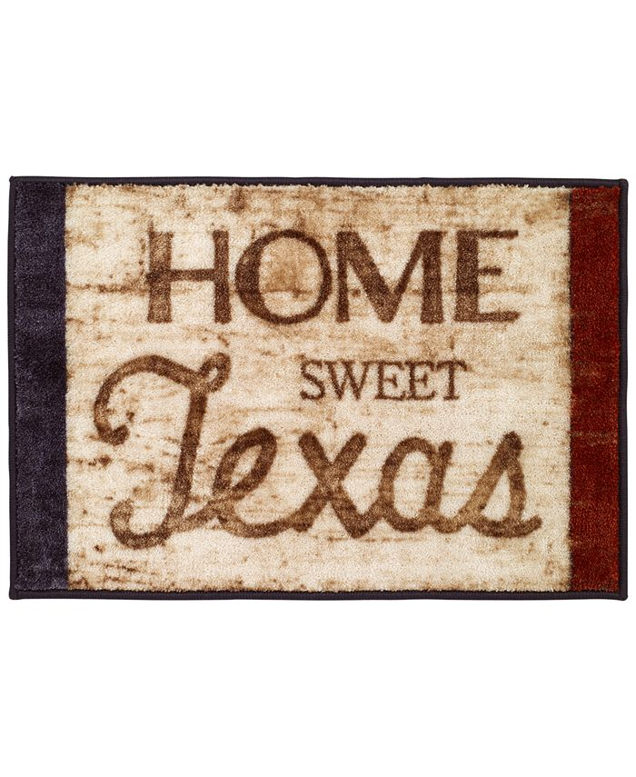 Avanti - Home Sweet Texas Bath Accessories