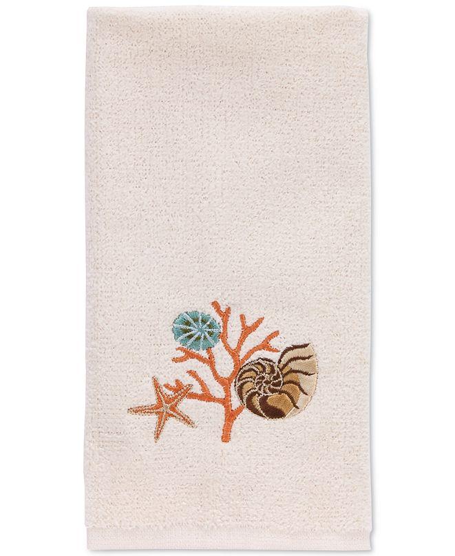 Avanti Seaside Vintage Fingertip Towel