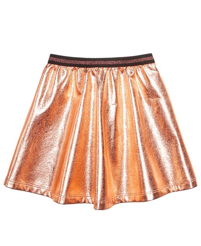 Epic Threads - Foil Fleece Skater Skirt, Toddler Girls (2T-5T) & Little Girls (2-6X)