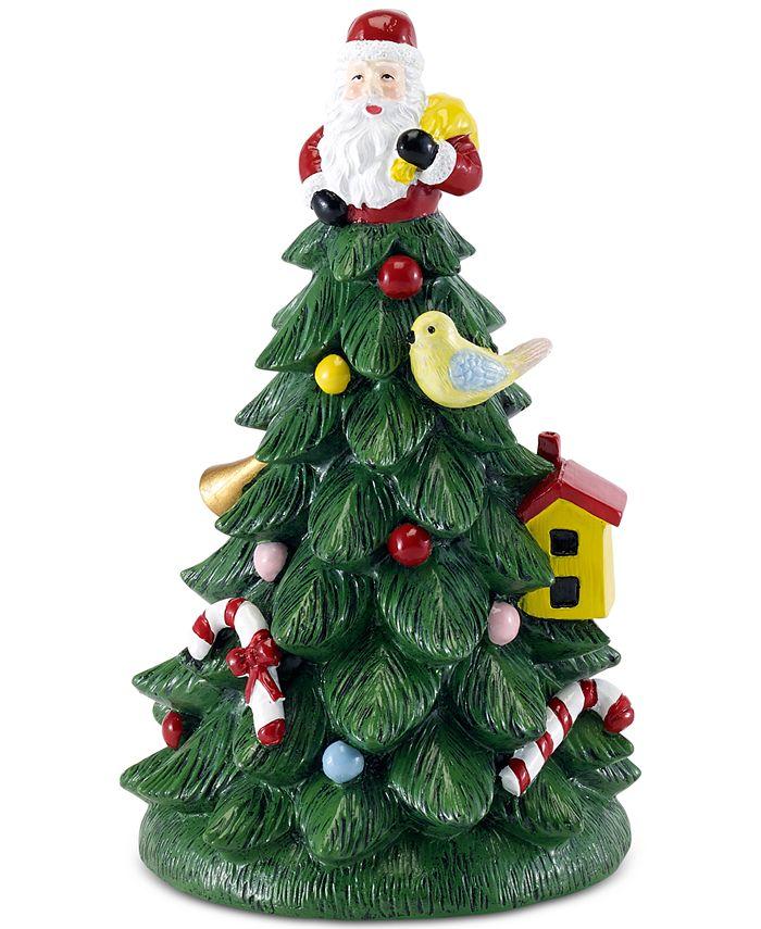 Spode - Christmas Tree Toothbrush Holder
