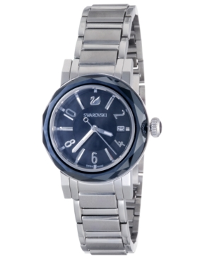 Swarovski Watch, Women's Swiss Octea Lady Stainless Steel Bracelet 999976