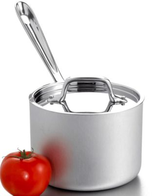 All-Clad MasterChef 2 2 Qt. Covered Saucepan