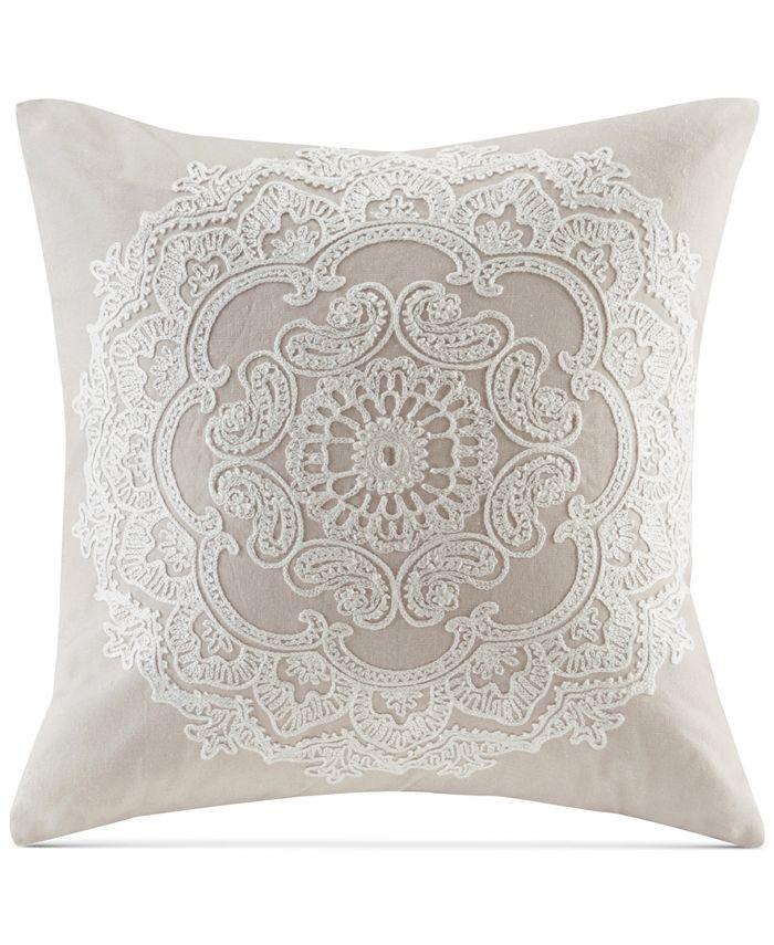 """Harbor House - Suzanna 18"""" Square Decorative Pillow"""