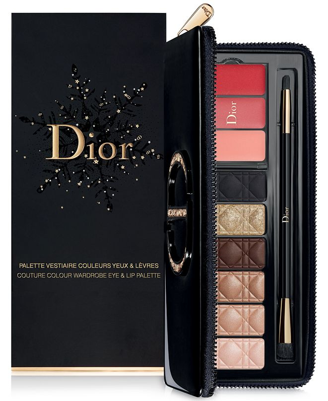 Dior Couture Colour Holiday Wardrobe Palette