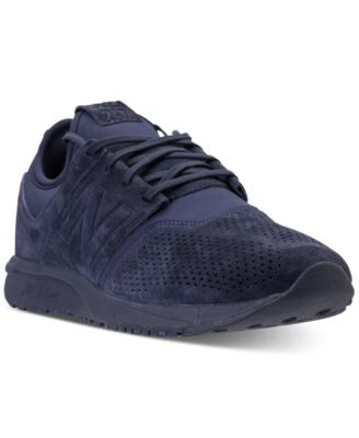 New Balance Men's 247 Suede Casual
