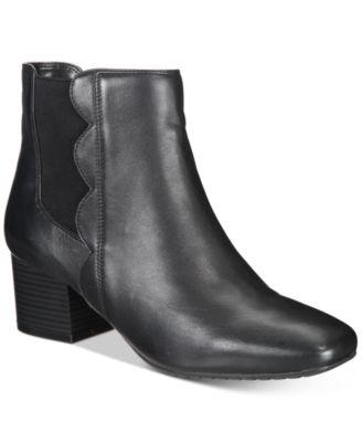 Bandolino Floella Ankle Booties