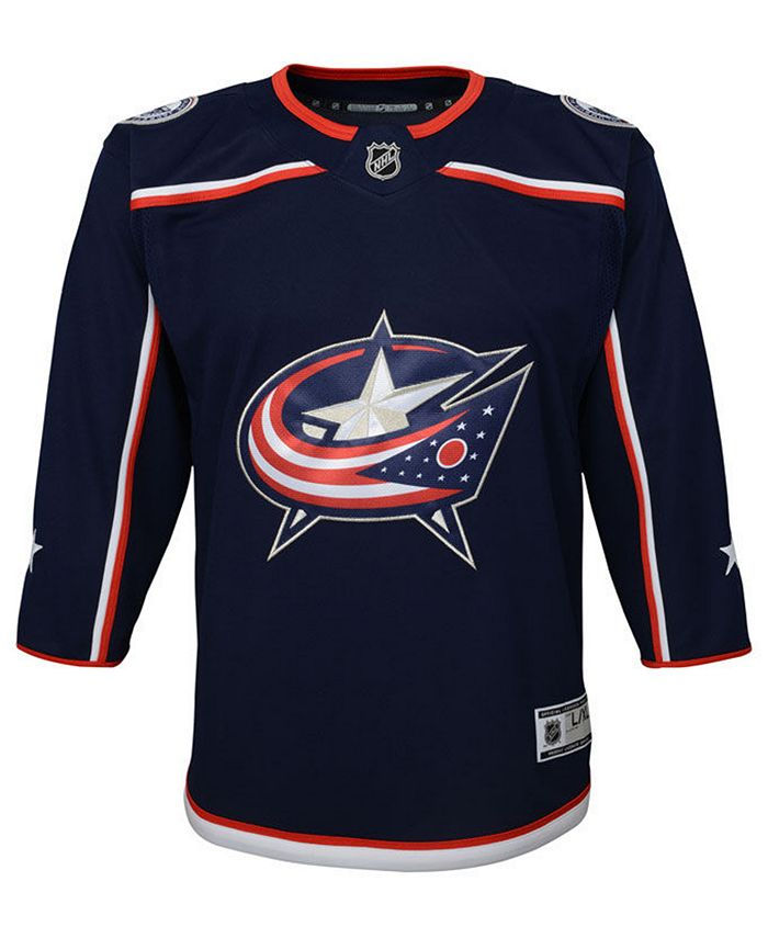 Authentic NHL Apparel - Premier Blank Jersey, Big Boys (8-20)