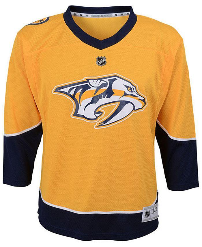 Authentic NHL Apparel - Blank Replica Jersey, Little Boys (4-7)