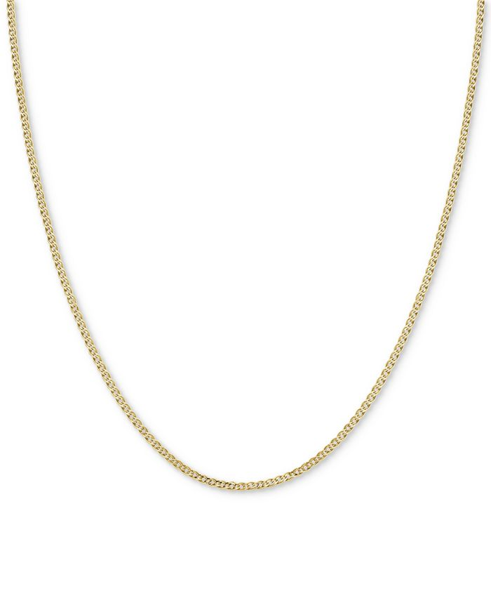 Macy's - Nonna Link Chain Collar Necklace in 14k Gold