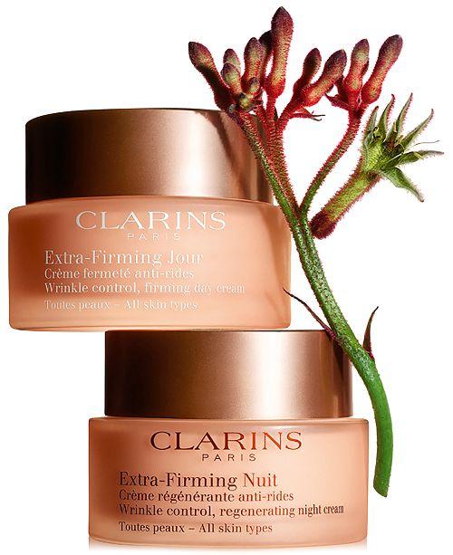 clarins extra firming night