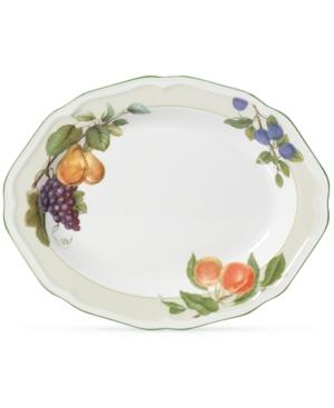 Mikasa Dinnerware, Antique Orchard Oval Platter