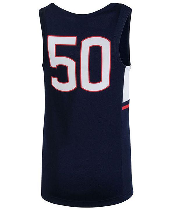 Nike Connecticut Huskies Replica Basketball Jersey, Big Boys (8-20)
