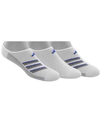 adidas Men's Superlite No-Show Socks, 3