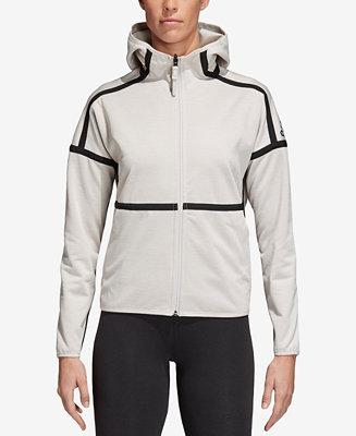 Huracán estimular Comercio  adidas Z.N.E. Reversible Jacket & Reviews - Jackets & Blazers - Women -  Macy's