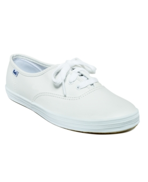 Keds Women's Champion Leather Oxford Sneakers Women's Shoes
