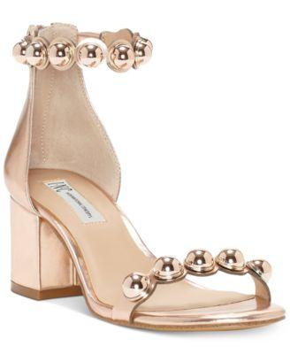 Haili Two-Piece Dress Sandals, Created