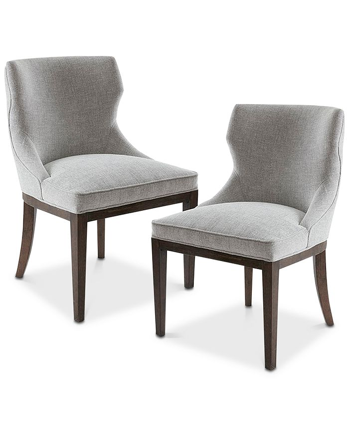 Furniture - Hutton Dining Chair (Set Of 2), Quick Ship