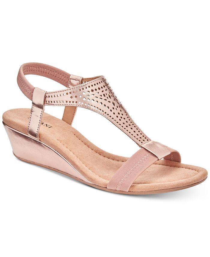 Alfani - Vacanza Wedge Sandals