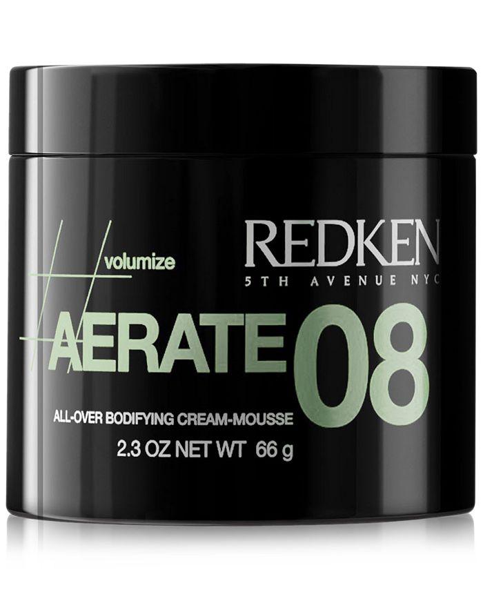 Redken - Aerate 08, 2.3-oz.