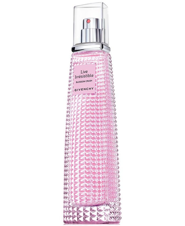 Givenchy - Live Irrésistible Blossom Crush Fragrance Collection
