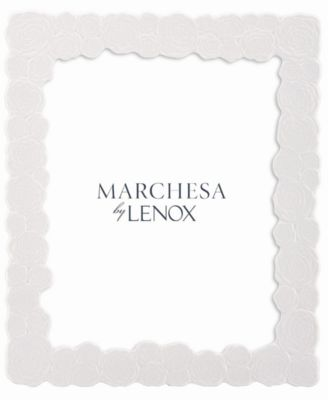 "Marchesa by Lenox Picture Frame, Marchesa Rose 8"" x 10"""
