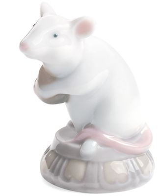 Lladro Collectible Figurine, Little Mouse