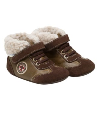 Robeez Baby Shoes, Baby Boys Aviator Bootie