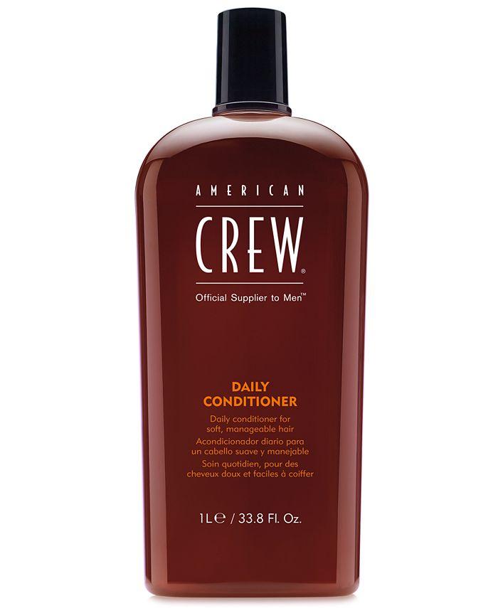 American Crew - Daily Conditioner, 33.8-oz.