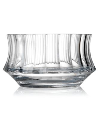 Trump Home Crystal Bowl, Central Park