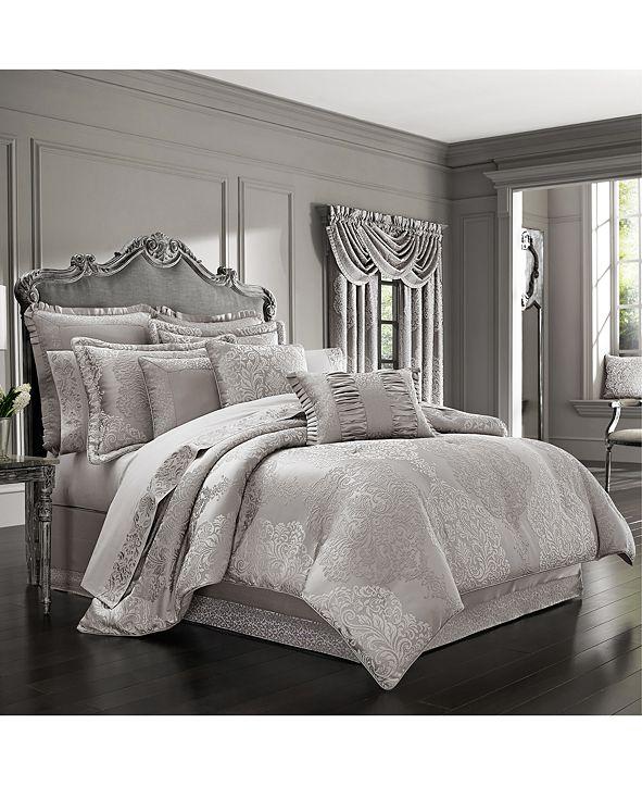 J Queen New York La Scala Queen 4-Pc. Comforter Set