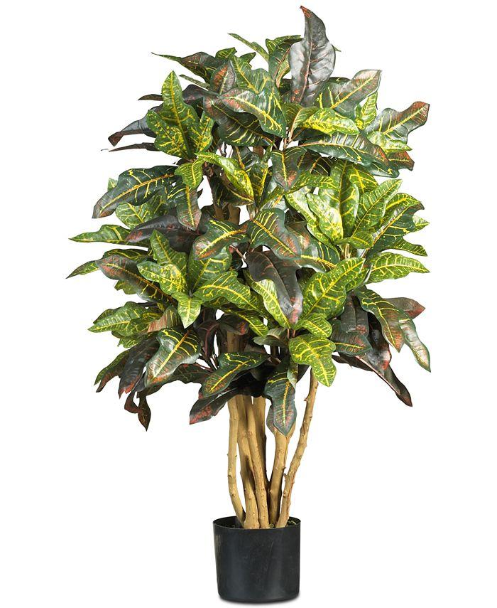 Nearly Natural - 3' Croton Tree