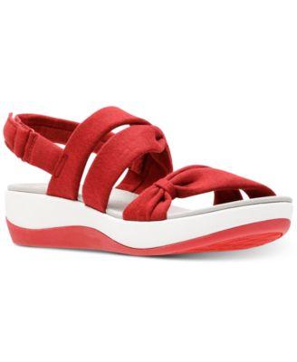 Cloudsteppers Arla Mae Wedge Sandals