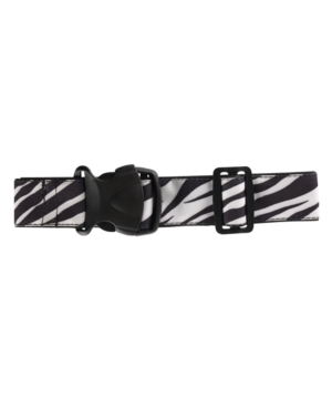 Concierge Luggage Strap, Zebra