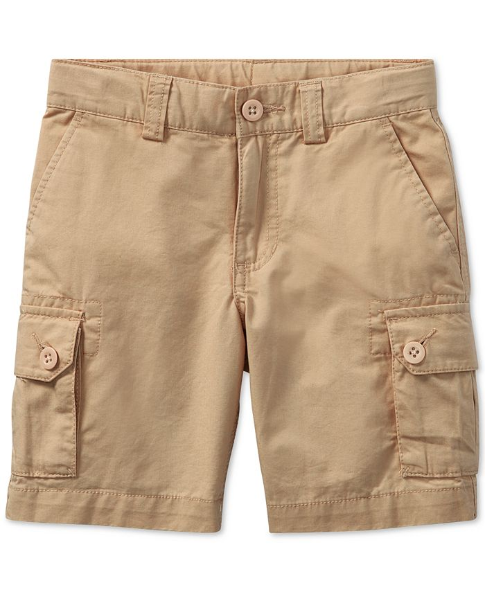 Polo Ralph Lauren - Cotton Chino Shorts, Little Boys
