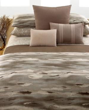 Calvin Klein Home Bedding, Tanzania Queen Duvet Cover Bedding