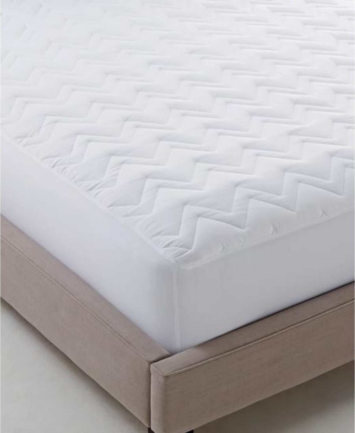 MACY'S : Martha Stewart Essentials Classic Twin Mattress Pad $9.99 (75% off)