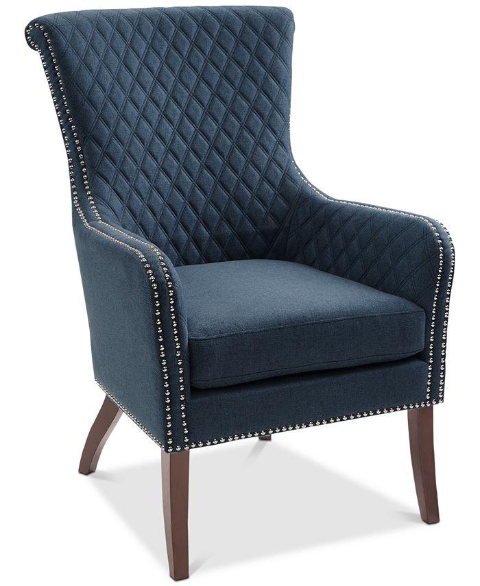 Furniture - Heston Accent Chair, Quick Ship