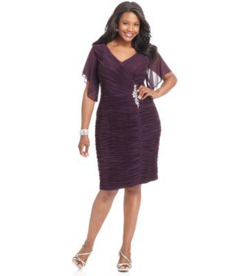 Macy'S Cocktail Dresses Plus Size - Long Dresses Online