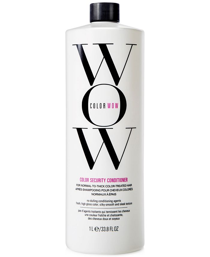 COLOR WOW - Color Security Conditioner For Normal-To-Thick Hair, 33.8-oz.