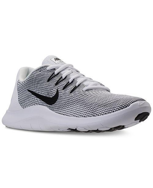 Nike Men's Flex Run 2018 Running Sneakers from Finish Line ...