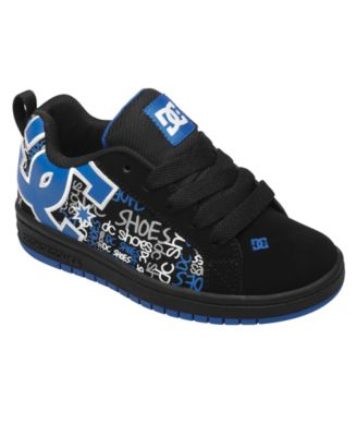 DC Shoes, Boys Court Graffik SE Sneakers