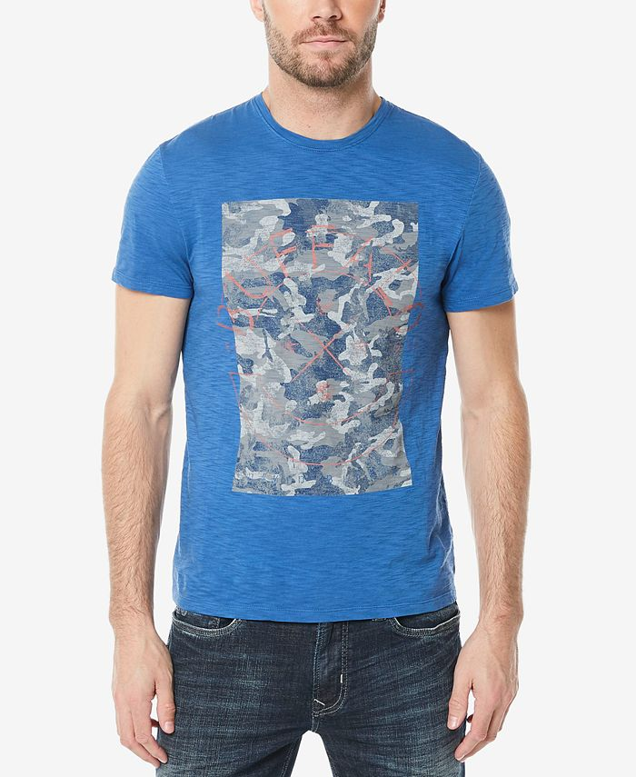 Buffalo David Bitton - Men's Graphic-Print T-Shirt