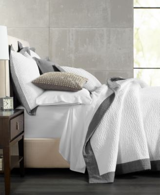 Voile Quilted Full/Queen Coverlet, Created for Macy's