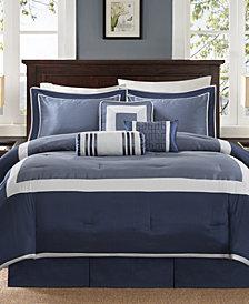 Madison Park Genevieve 7-Pc. California King Comforter Set