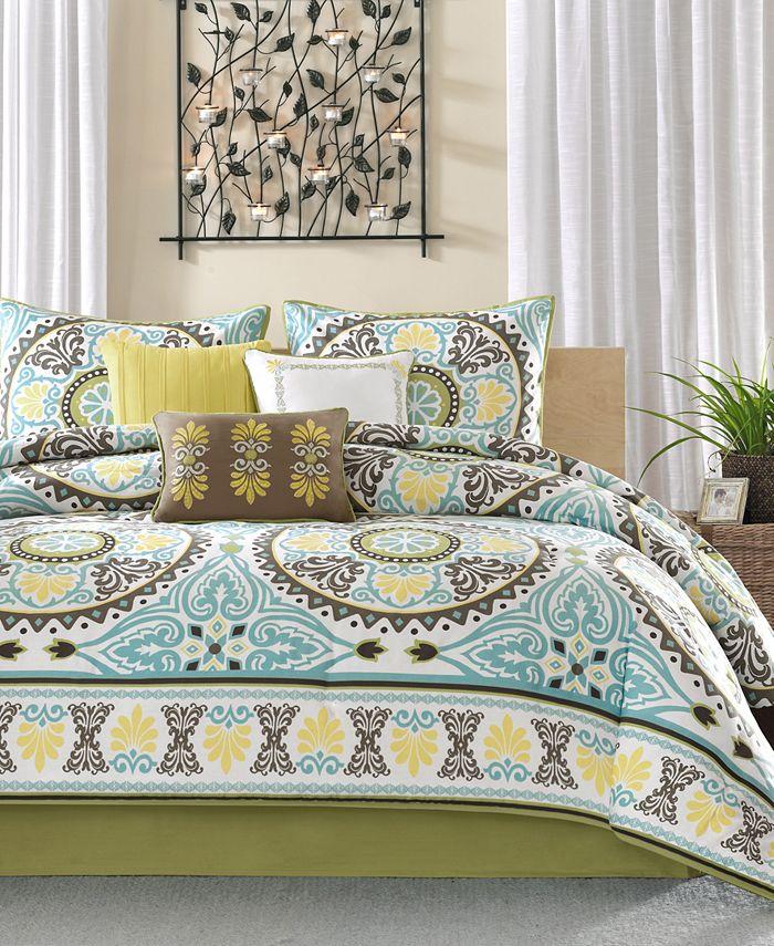 Madison Park - Samara 7-Pc. California King Comforter Set