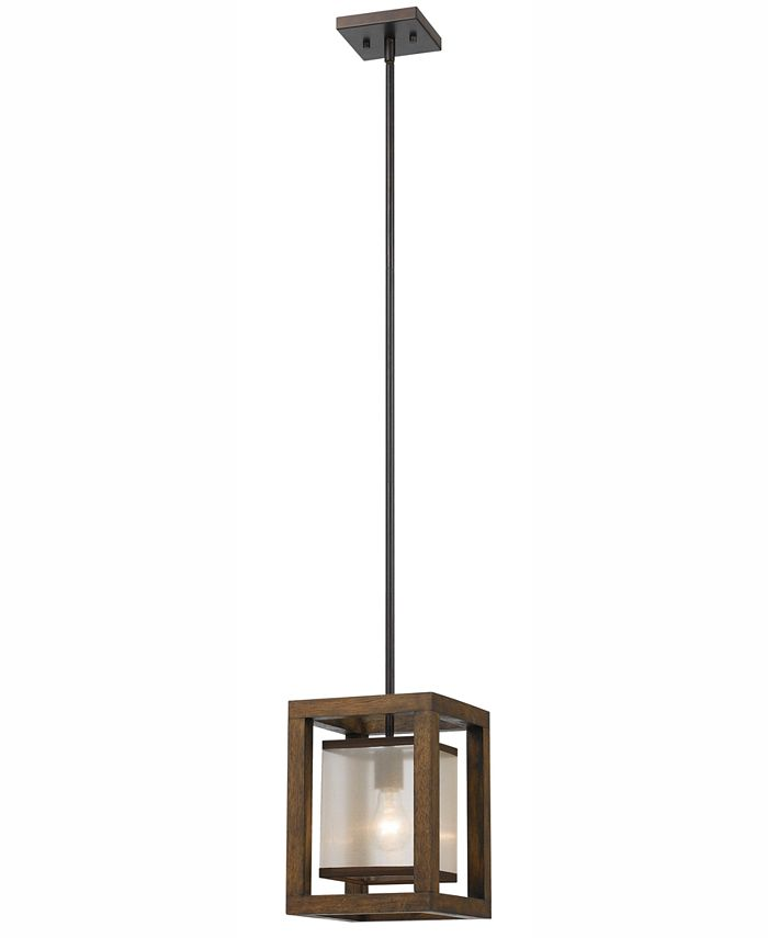 Cal Lighting - Single Mini Pendant